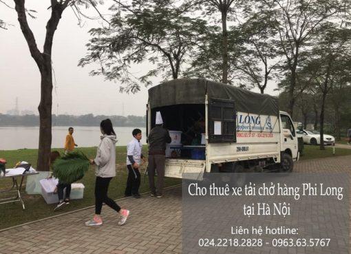 Dịch vụ chở hàng thuê tại phố Mạc Thái Tổ