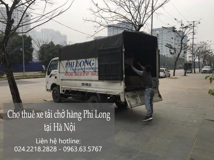 Dịch vụ chở hàng thuê tại phố Lê Văn Lương