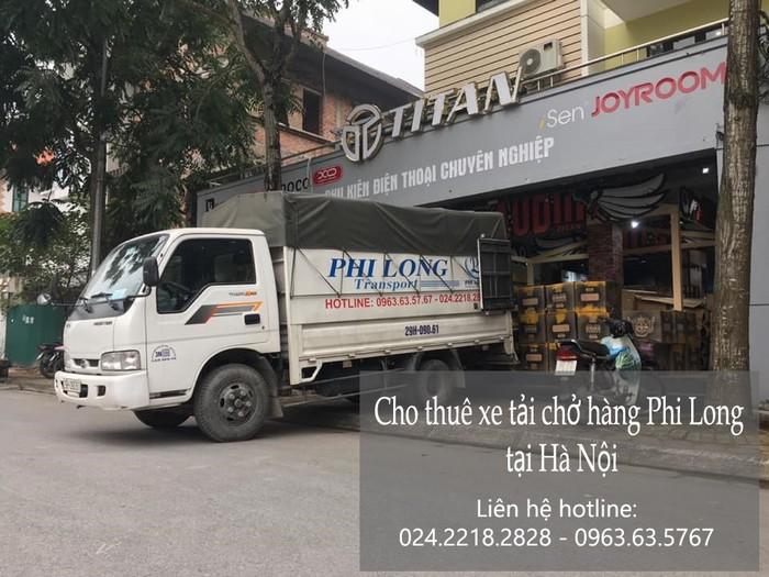 Dịch vụ chở hàng thuê tại phố Nguyễn Ngọc Vũ