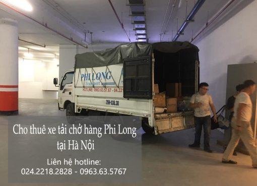 Dịch vụ chở hàng thuê tại phố Thành Công