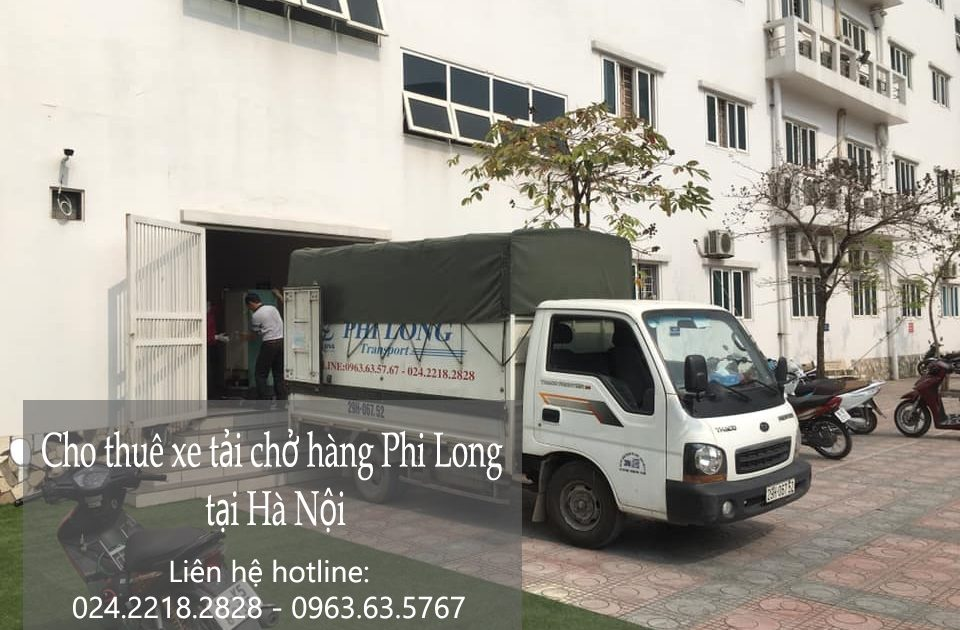 Dịch vụ chở hàng thuê tại phố Phú Thị