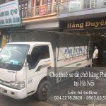 Dịch vụ chở hàng thuê tại phố Lê Văn Linh
