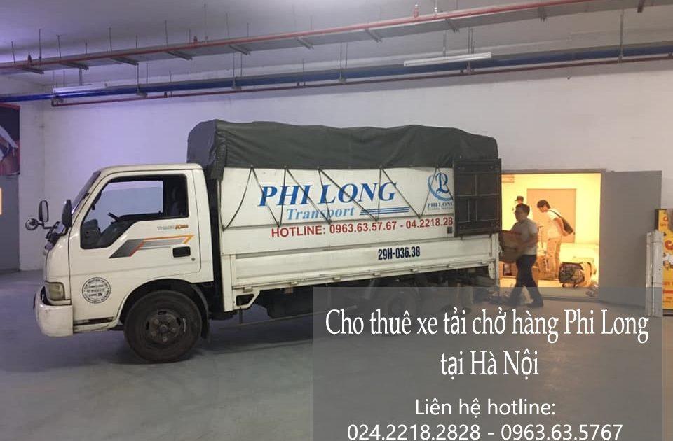 Dịch vụ chở hàng thuê Phi Long tại phố Hàng Mắm