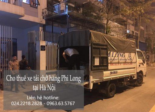 Dịch vụ chở hàng thuê tại phố Vũ Trọng Khánh