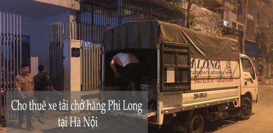 Dịch vụ chở hàng thuê tại phố Cao Thắng