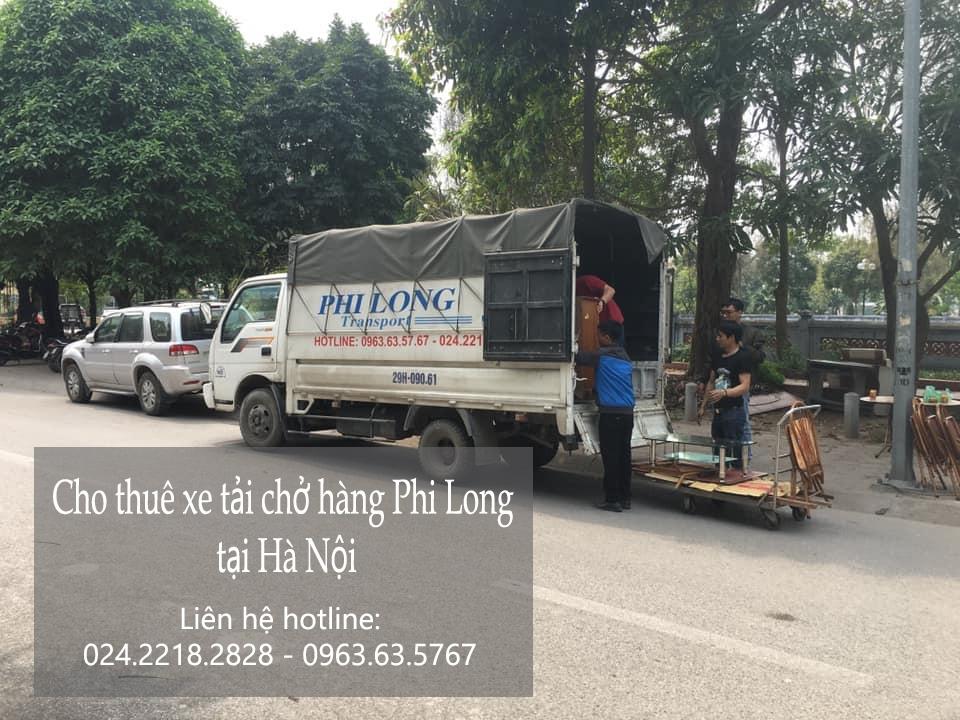Dịch vụ chở hàng thuê tại  phố Vọng Đức