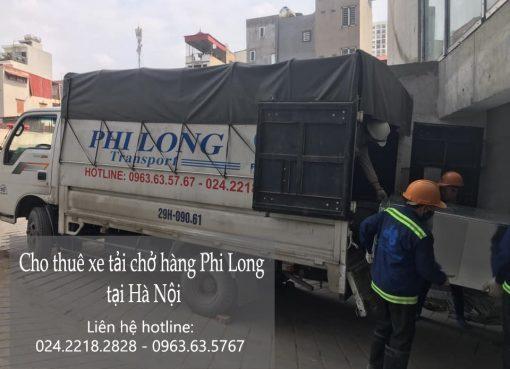 Cho thuê xe tải tại phố Bắc Cầu