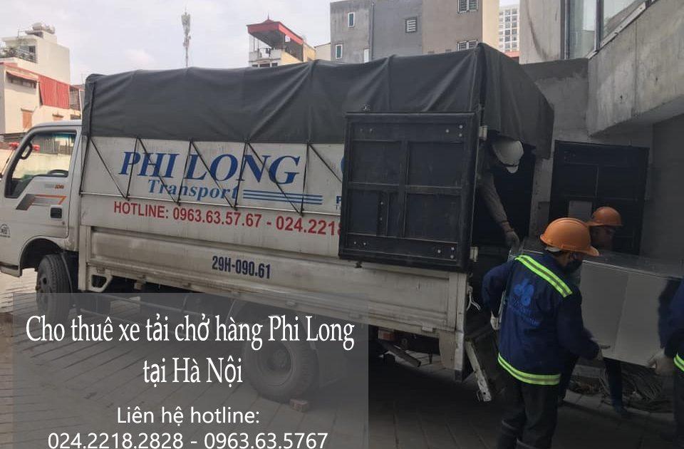 Dịch vụ chở hàng thuê tại phố Yên Lạc