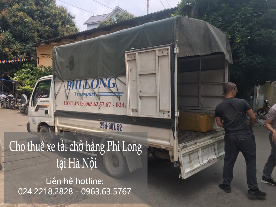 Dịch vụ chở hàng thuê tại phố Hoài Thanh
