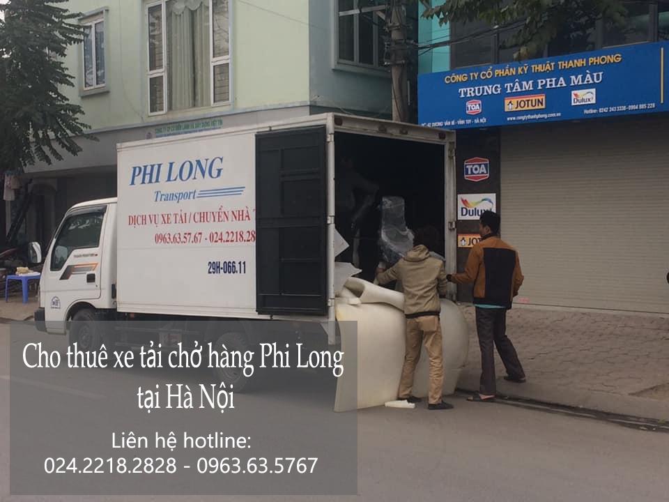 Dịch vụ chở hàng thuê tại phố Thanh Bảo