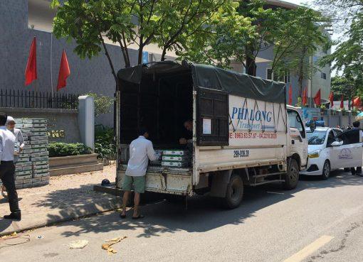 Dịch vụ chở hàng thuê tại đường Lý Sơn