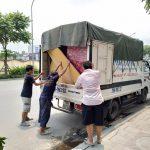 Dịch vụ chở hàng thuê tại phố Nguyễn Thanh Bình