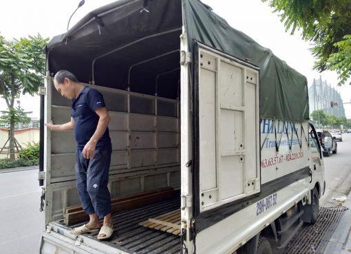 Dịch vụ chở hàng thuê tại đường Chiến Thắng