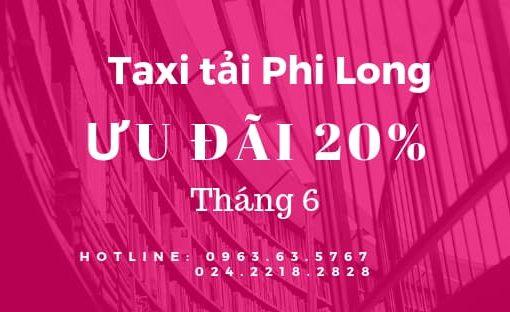 Dịch vụ chở hàng thuê Phi Long tại phố Mộ Lao