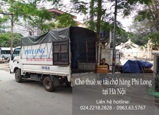 Dịch vụ chở hàng thuê tại phố Tân Nhuệ
