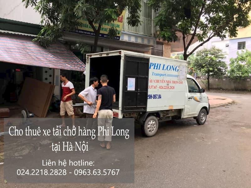 Dịch vụ chở hàng thuê tại phố Lê Văn Hiến