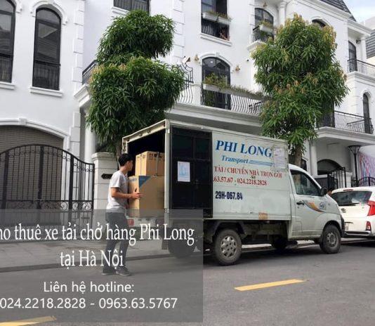 Dịch vụ chở hàng thuê tại phố Hòe Thị