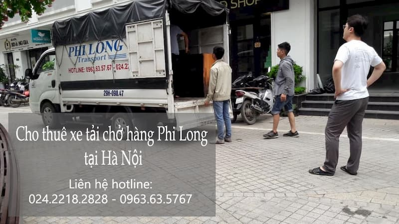 Dịch vụ chở hàng thuê tại phố Bát Khối
