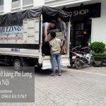 Dịch vụ chở hàng thuê tại phố Yên Sở