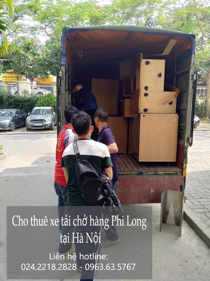 Dịch vụ chở hàng thuê tại phố Nguyễn Ngọc Nại