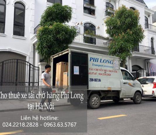 Cho thuê xe tải Phi Long tại phố Gia Quất