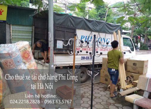 Dịch vụ chở hàng thuê Phi Long tại phố Cổ Linh