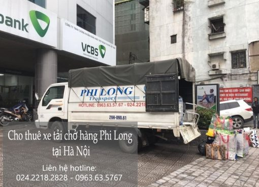 Dịch vụ chở hàng thuê tại phố Thanh Lân