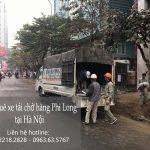 Dịch vụ cho thuê xe chở hàng Phi Long tại phố Hoa Lâm