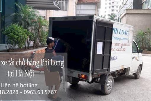 Dịch vụ chở hàng thuê tại phố Hồng Quang