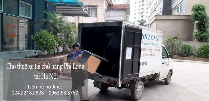 Dịch vụ chở hàng thuê tại phố Tam Khương 2019
