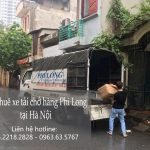 Dịch vụ chở hàng thuê tại phố Trần Nguyên Đán