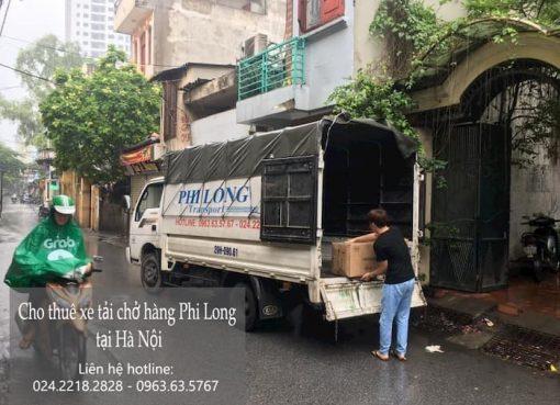 Dịch vụ chở hàng thuê tại phố Nguyễn Ngọc Doãn