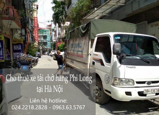 Dịch vụ chở hàng thuê tại phố Phương Trạch