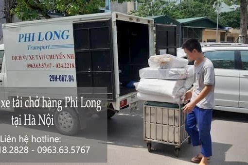 Dịch vụ chở hàng thuê Phi Long tại phố Đại Đồng