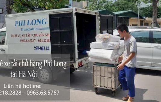 Dịch vụ chở hàng thuê Phi Long tại phố Đặng Trần Côn