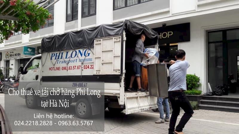 Dịch vụ chở hàng thuê tại phường Trúc Bạch