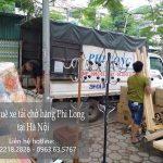 Cho thuê xe chở hàng Phi Long tại phố Châu Văn Liêm