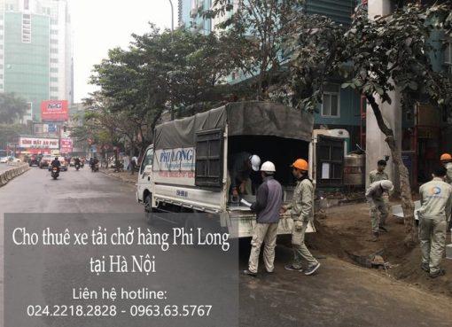 Chở hàng thuê Phi Long tại phố Huỳnh Văn Nghệ