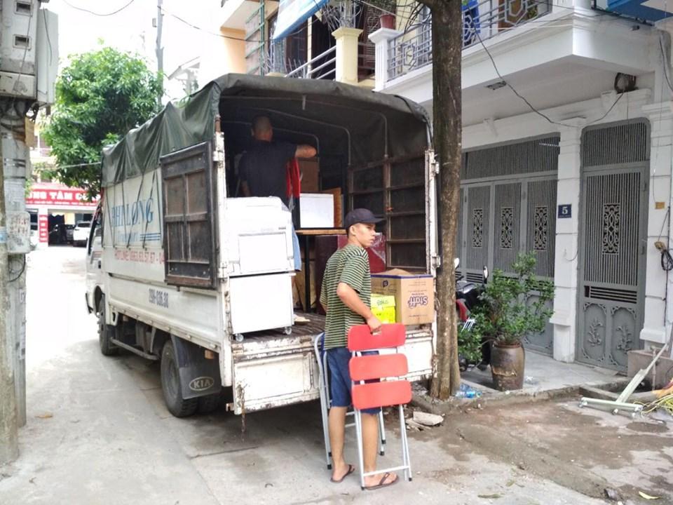 Dịch vụ chở hàng thuê tại phường Cầu Dền