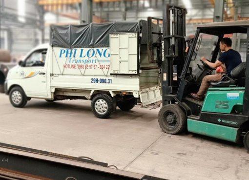 Dịch vụ chở hàng thuê tại phường Tân Mai