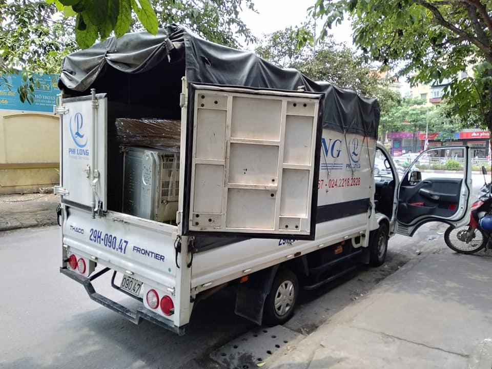 Dịch vụ chở hàng giá rẻ Phi Long tại đường Hồ Tùng Mậu