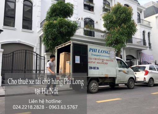 Dịch vụ chở hàng thuê Phi Long tại phường Thạch Bàn