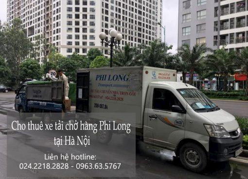Dịch vụ chở hàng thuê tại phường Ngọc Thụy