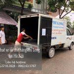 Chở hàng thuê xe tải Phi Long tại phố Dương Đình Nghệ