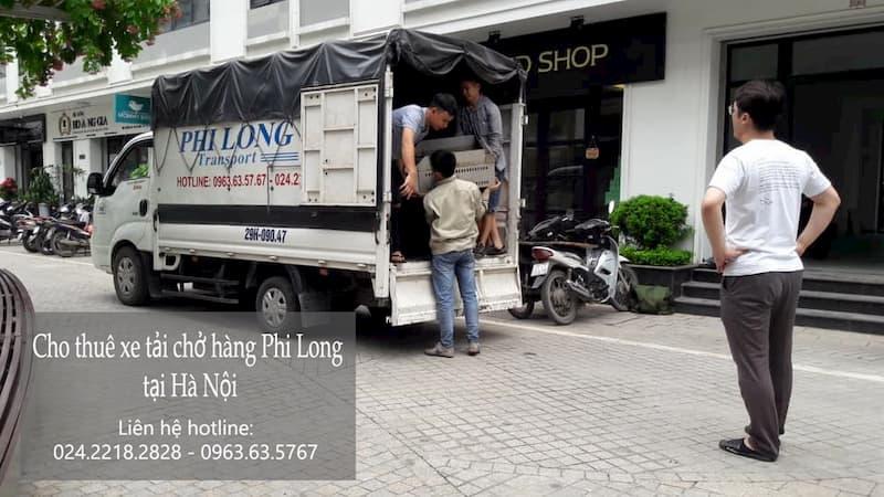 Dịch vụ chở hàng thuê PHi Long tại phố Đức Diễn
