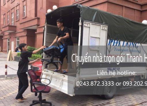 Dịch vụ chở hàng thuê tại phường Trương Định