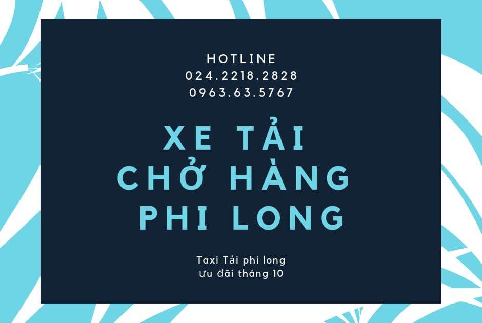 Dịch vụ chở hàng thuê tại phường Đồng Mai