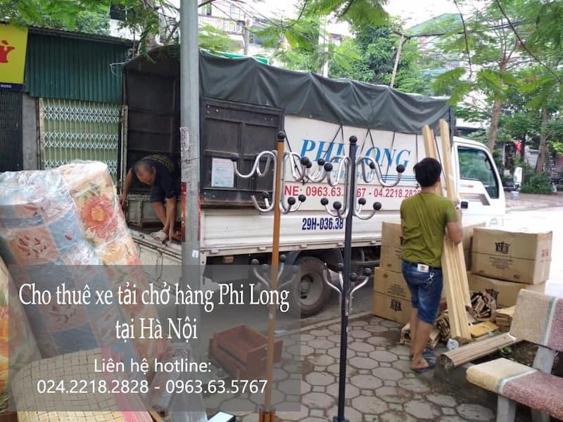 Cho thuê xe tải chở hàng Phi Long tại phố Cổ Điển
