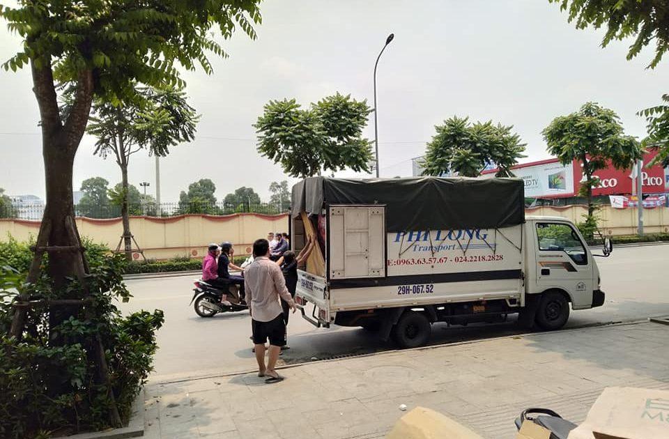 Dịch vụ chở hàng thuê tại phường Đại Mỗ