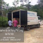 Hãng cho thê xe tải giá rẻ Phi Long phố Châu Long